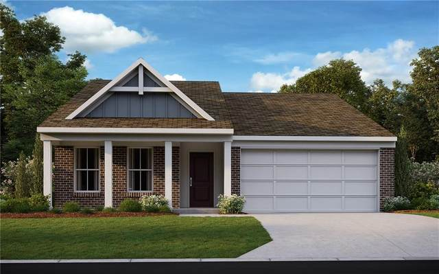 5319 Rum Cherry Way, Indianapolis, IN 46237 (MLS #21775461) :: The Evelo Team