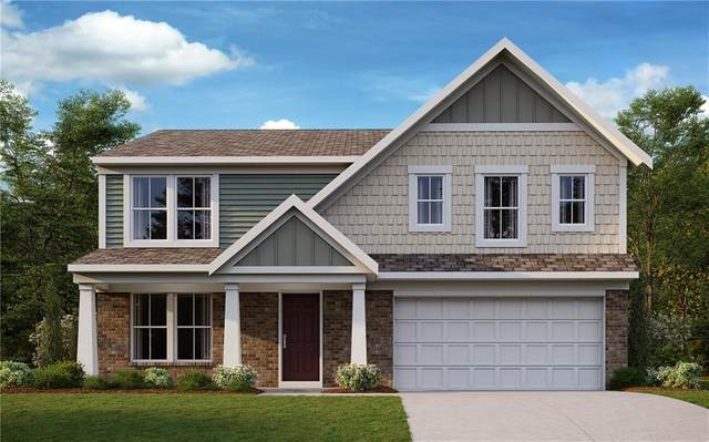 5128 Rum Cherry Way, Indianapolis, IN 46237 (MLS #21775643) :: The Evelo Team