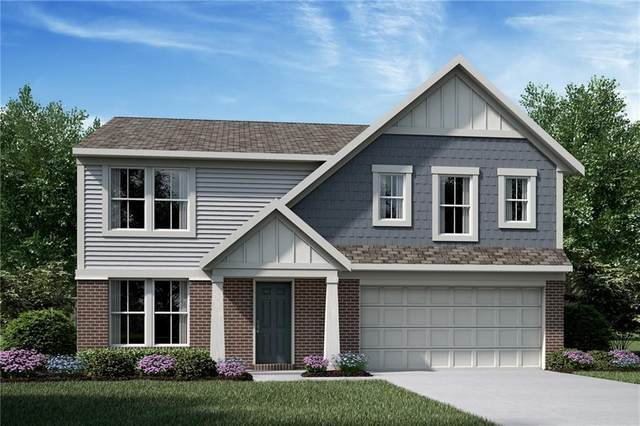 3749 Highgate Court, Indianapolis, IN 46237 (MLS #21775652) :: The Evelo Team