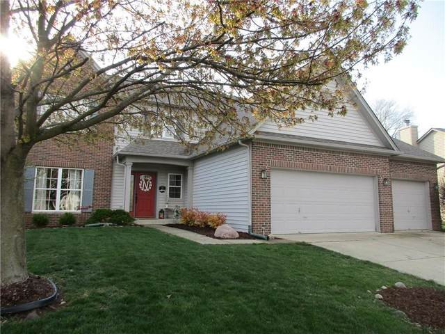 14322 Nolan Drive, Fishers, IN 46038 (MLS #21775844) :: The ORR Home Selling Team