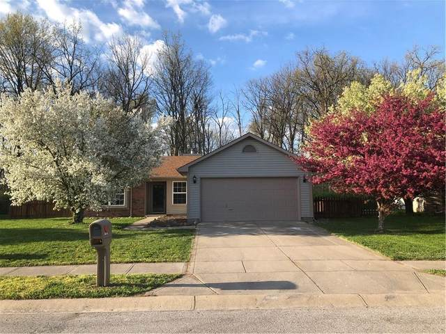 6414 Belfry Way, Indianapolis, IN 46237 (MLS #21776029) :: Anthony Robinson & AMR Real Estate Group LLC