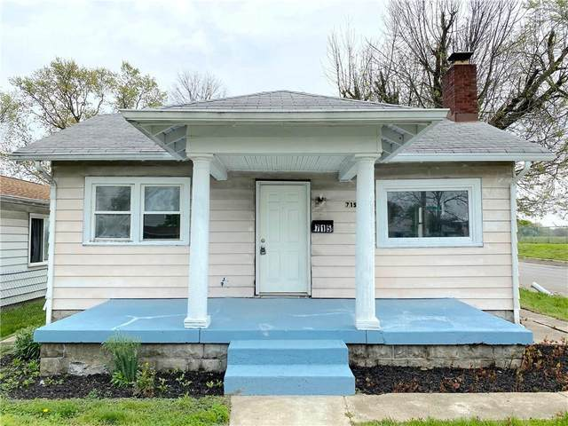 715 S Keystone Avenue, Indianapolis, IN 46203 (MLS #21776189) :: Anthony Robinson & AMR Real Estate Group LLC