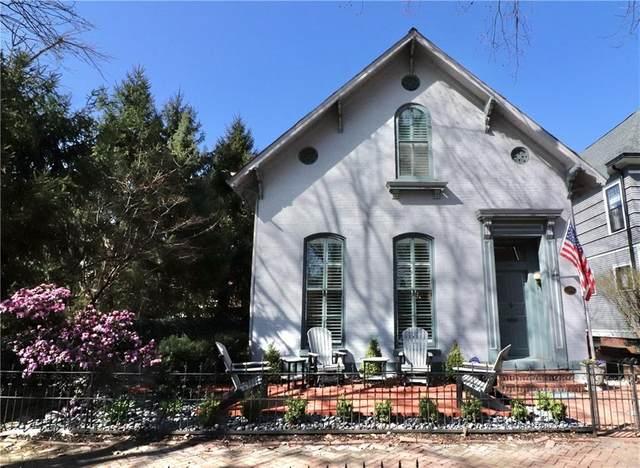 538 Lockerbie Street, Indianapolis, IN 46202 (MLS #21776240) :: Anthony Robinson & AMR Real Estate Group LLC