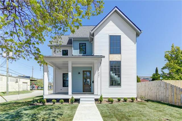1661 Cornell Avenue, Indianapolis, IN 46202 (MLS #21776326) :: Anthony Robinson & AMR Real Estate Group LLC