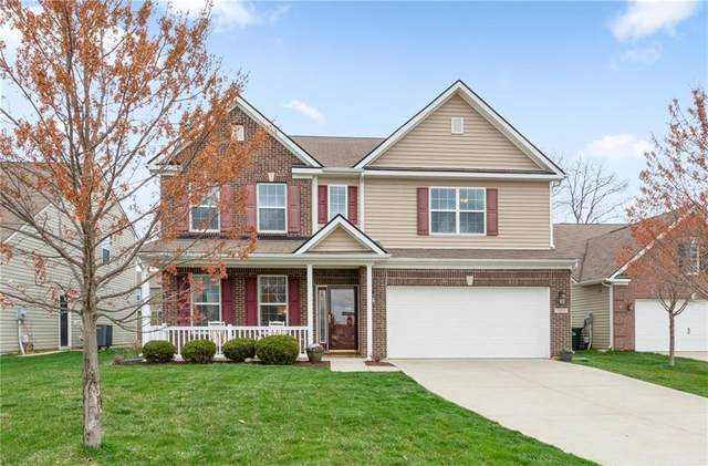 8639 N Winding Bend, Mccordsville, IN 46055 (MLS #21776373) :: Heard Real Estate Team | eXp Realty, LLC