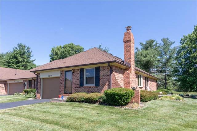 6210 Apache Court, Indianapolis, IN 46254 (MLS #21776426) :: Dean Wagner Realtors