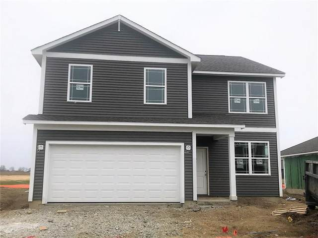 851 Sonoma Lane, Greenfield, IN 46140 (MLS #21776562) :: RE/MAX Legacy