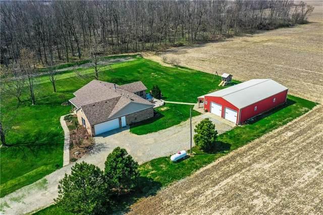 4152 W 700 N, Mccordsville, IN 46055 (MLS #21776658) :: The ORR Home Selling Team