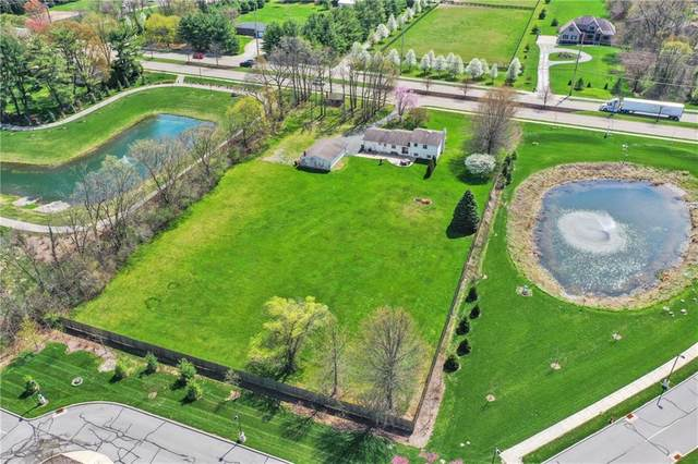 13484 E 116th Street, Fishers, IN 46037 (MLS #21776819) :: Richwine Elite Group