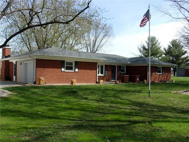 3790 W 450 S, Crawfordsville, IN 47933 (MLS #21776941) :: Mike Price Realty Team - RE/MAX Centerstone