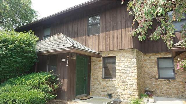 2331 E Winding Brook Circle, Bloomington, IN 47401 (MLS #21777015) :: The Indy Property Source
