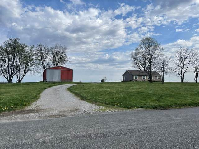 6400 E 1200 South S, Roachdale, IN 46172 (MLS #21777198) :: Mike Price Realty Team - RE/MAX Centerstone