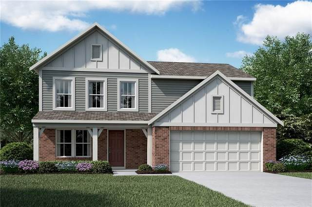 5335 Rum Cherry Way, Indianapolis, IN 46237 (MLS #21777233) :: The Evelo Team
