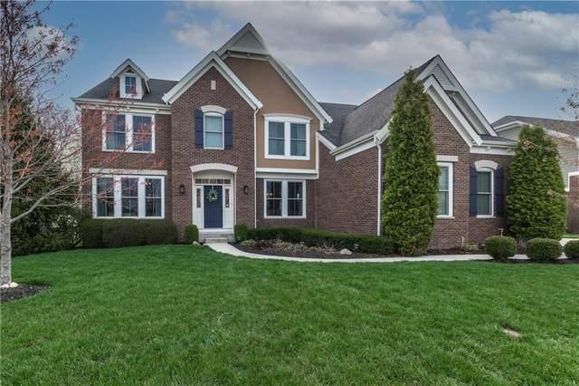 12235 Harvest Glen Boulevard, Fishers, IN 46037 (MLS #21777234) :: Anthony Robinson & AMR Real Estate Group LLC