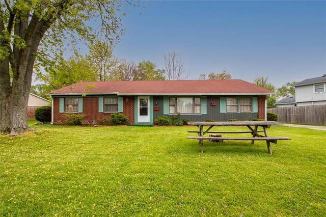 10205 Churchill Court, Indianapolis, IN 46229 (MLS #21777259) :: RE/MAX Legacy