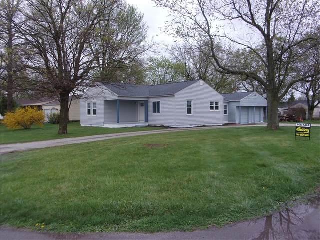 401 N 3rd Street, Elwood, IN 46036 (MLS #21777351) :: The ORR Home Selling Team