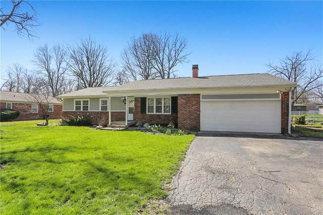 4816 Sylvan Road, Indianapolis, IN 46228 (MLS #21777380) :: Anthony Robinson & AMR Real Estate Group LLC