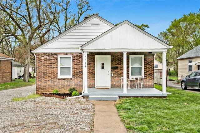 3314 N Keystone Avenue, Indianapolis, IN 46218 (MLS #21777422) :: Mike Price Realty Team - RE/MAX Centerstone