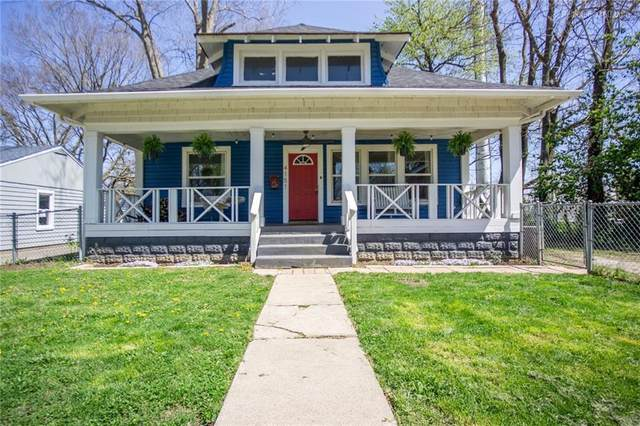 4151 Winthrop Avenue, Indianapolis, IN 46205 (MLS #21777609) :: Anthony Robinson & AMR Real Estate Group LLC