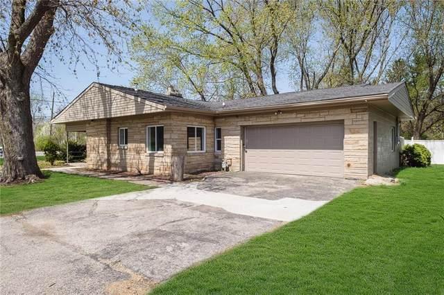 6329 Michigan Road, Indianapolis, IN 46268 (MLS #21777658) :: Heard Real Estate Team | eXp Realty, LLC
