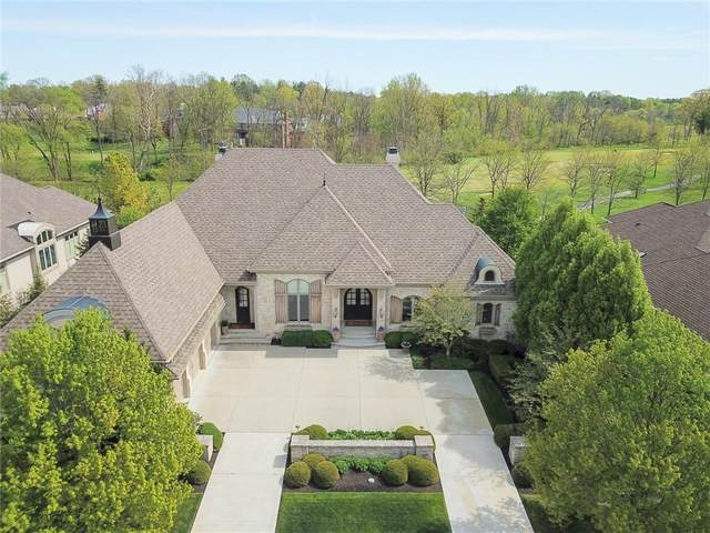 15853 Bridgewater Club Boulevard, Carmel, IN 46033 (MLS #21777762) :: Heard Real Estate Team | eXp Realty, LLC