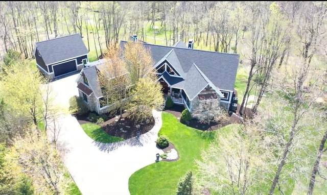 20160 Starlight Court, Noblesville, IN 46062 (MLS #21777790) :: Richwine Elite Group