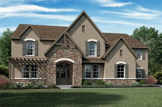 264 Chatham Bend Drive, Westfield, IN 46074 (MLS #21777824) :: RE/MAX Legacy