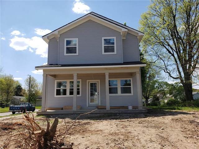 1302 W 25th Street, Indianapolis, IN 46208 (MLS #21777909) :: Dean Wagner Realtors