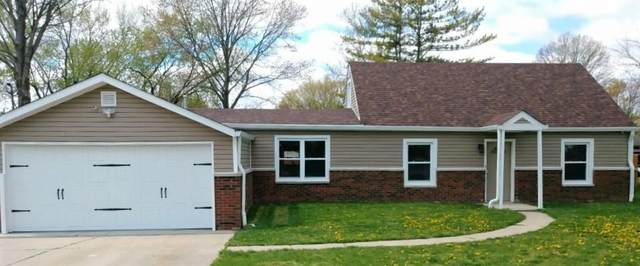 815 Briarwood Drive, Greenwood, IN 46142 (MLS #21777970) :: Mike Price Realty Team - RE/MAX Centerstone