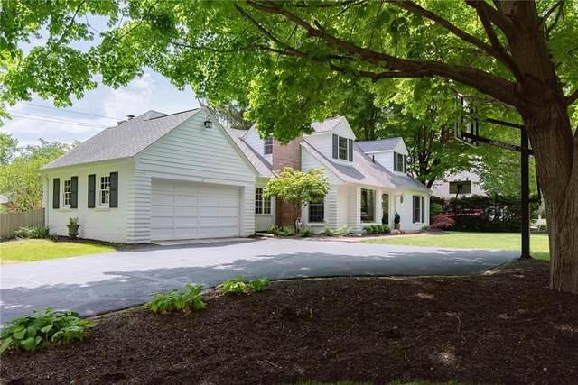7998 Evanston Road, Indianapolis, IN 46240 (MLS #21778035) :: Ferris Property Group