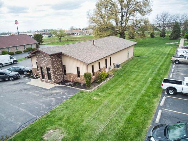 204 E 10th Street, Greensburg, IN 47240 (MLS #21778110) :: The ORR Home Selling Team