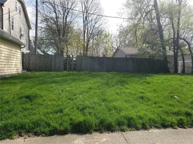 1523 Marlowe Avenue, Indianapolis, IN 46201 (MLS #21778150) :: The Indy Property Source