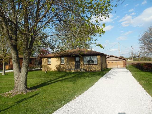 7204 N 650 W, Fairland, IN 46126 (MLS #21778187) :: Mike Price Realty Team - RE/MAX Centerstone