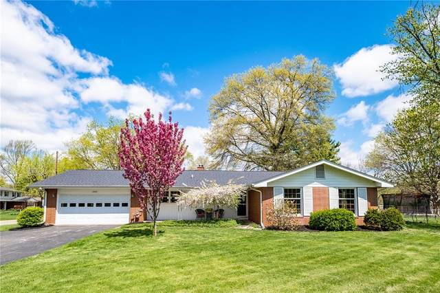 1302 Rocky Ford Road, Columbus, IN 47203 (MLS #21778460) :: RE/MAX Legacy