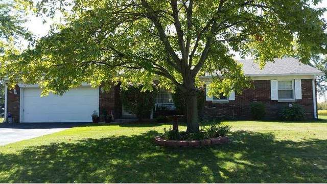 8221 Eaton Court, Indianapolis, IN 46239 (MLS #21778509) :: The Evelo Team