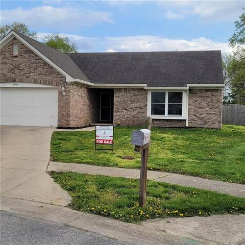 5916 Sycamore Forge Court, Indianapolis, IN 46254 (MLS #21778630) :: AR/haus Group Realty