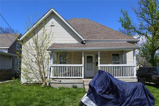 844 W Franklin Street, Shelbyville, IN 46176 (MLS #21778726) :: AR/haus Group Realty