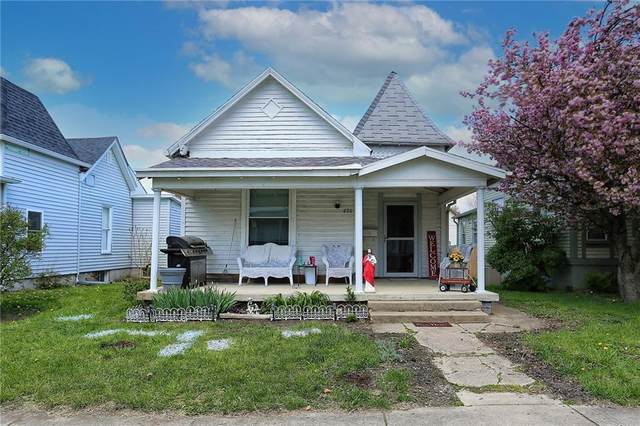 406 W Franklin Street, Shelbyville, IN 46176 (MLS #21778727) :: The Evelo Team