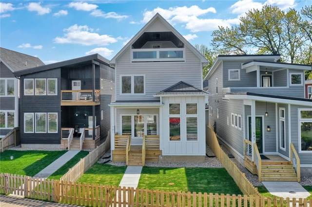 701 Prospect Street, Indianapolis, IN 46203 (MLS #21778743) :: The Evelo Team