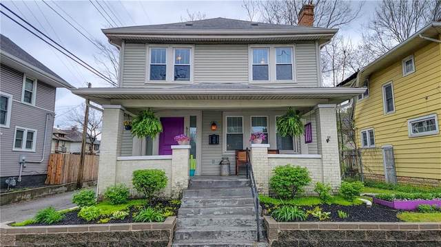 611 E 30TH Street, Indianapolis, IN 46205 (MLS #21778821) :: Mike Price Realty Team - RE/MAX Centerstone