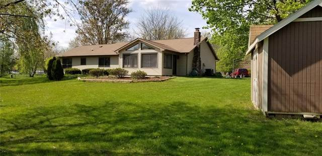 8721 Powderhorn Court, Indianapolis, IN 46256 (MLS #21778870) :: RE/MAX Legacy