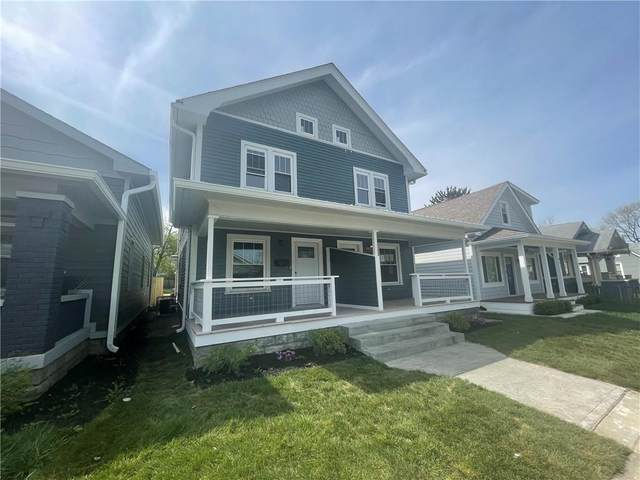 809 Iowa Street, Indianapolis, IN 46203 (MLS #21778897) :: RE/MAX Legacy
