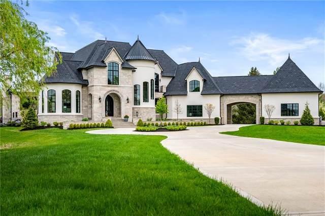 10540 Laurel Ridge Lane, Carmel, IN 46032 (MLS #21778946) :: Anthony Robinson & AMR Real Estate Group LLC