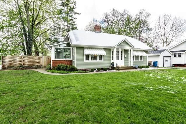 5220 Carrollton Avenue, Indianapolis, IN 46220 (MLS #21779102) :: Heard Real Estate Team | eXp Realty, LLC