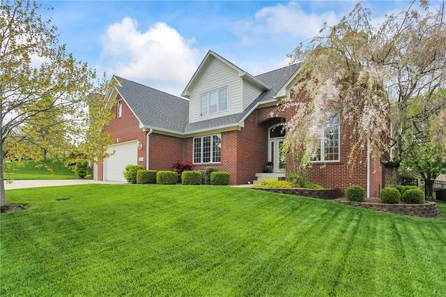 4687 Osprey Drive, Greenwood, IN 46143 (MLS #21779402) :: The Evelo Team