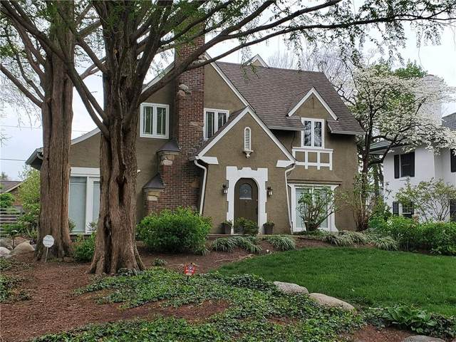 5556 Washington Boulevard, Indianapolis, IN 46220 (MLS #21779575) :: Anthony Robinson & AMR Real Estate Group LLC
