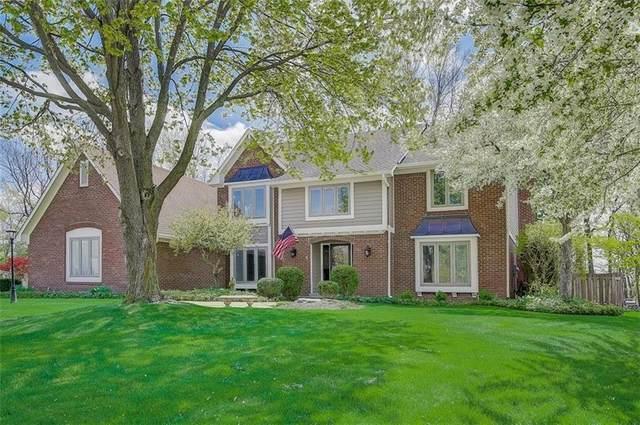 5073 Saint Charles Place, Carmel, IN 46033 (MLS #21780626) :: Heard Real Estate Team   eXp Realty, LLC