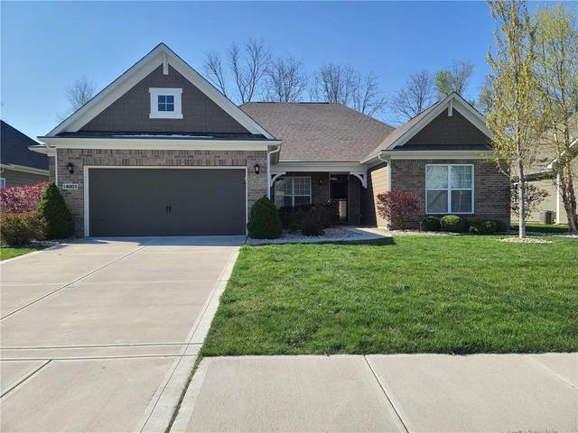 14003 Fieldcrest Drive, Mccordsville, IN 46055 (MLS #21780805) :: Richwine Elite Group