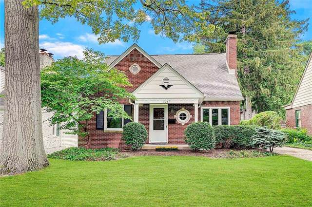 5047 N Graceland Avenue, Indianapolis, IN 46208 (MLS #21781144) :: RE/MAX Legacy