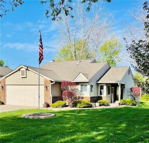 1292 Timber Creek Lane, Greenwood, IN 46142 (MLS #21781160) :: Heard Real Estate Team | eXp Realty, LLC